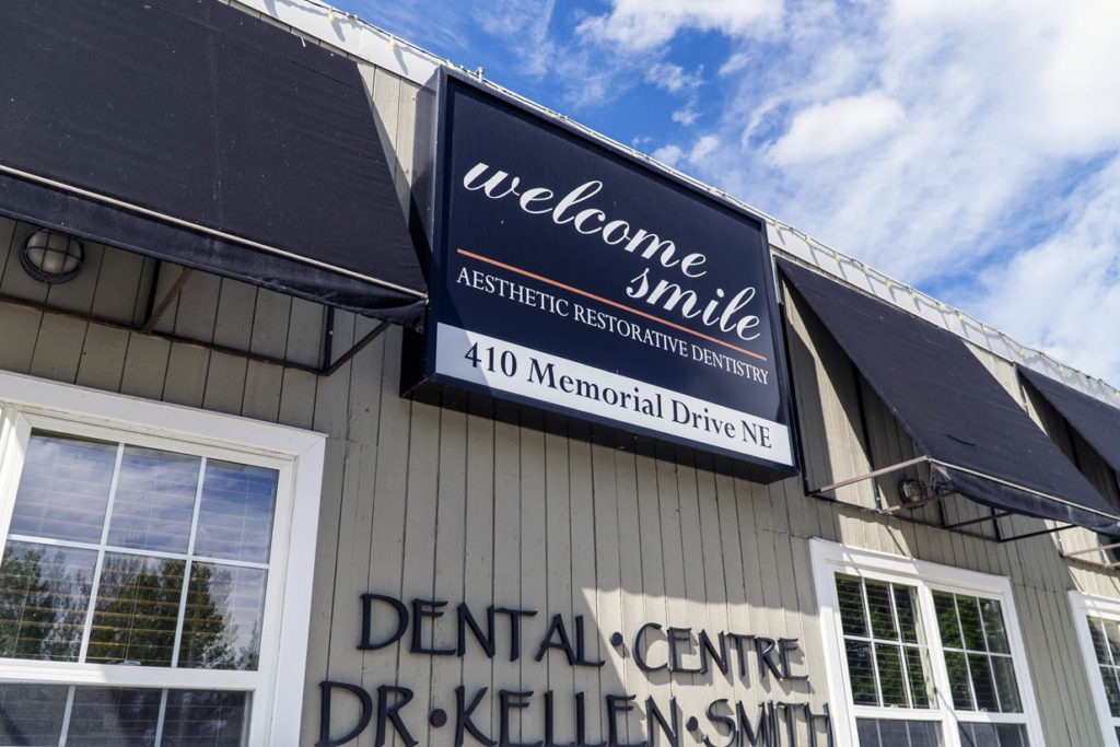 Welcome Smile Dental | Exterior Signage