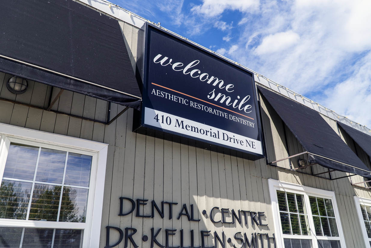 Welcome Smile Dental | Exterior Signage