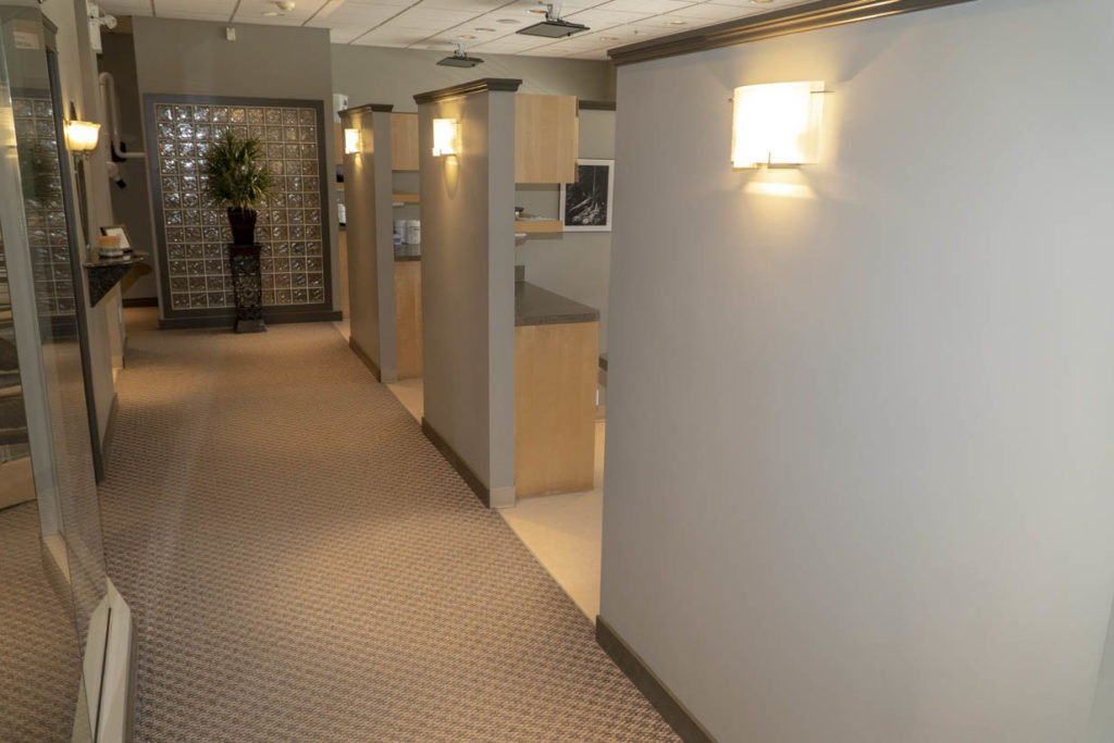 Welcome Smile Dental | Hallway