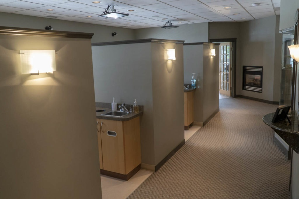 Welcome Smile Dental | Hallway Reverse Angle