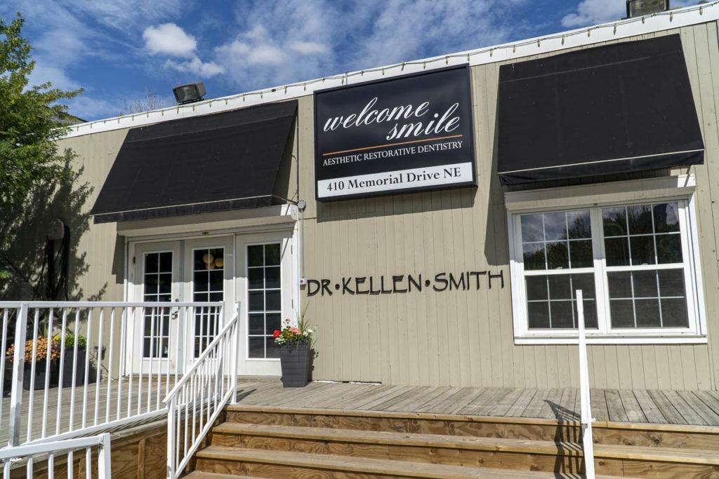 Welcome Smile Dental | Main Exterior Entrance