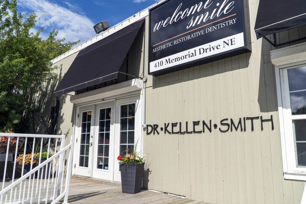 Welcome Smile Dental | Main Entrance