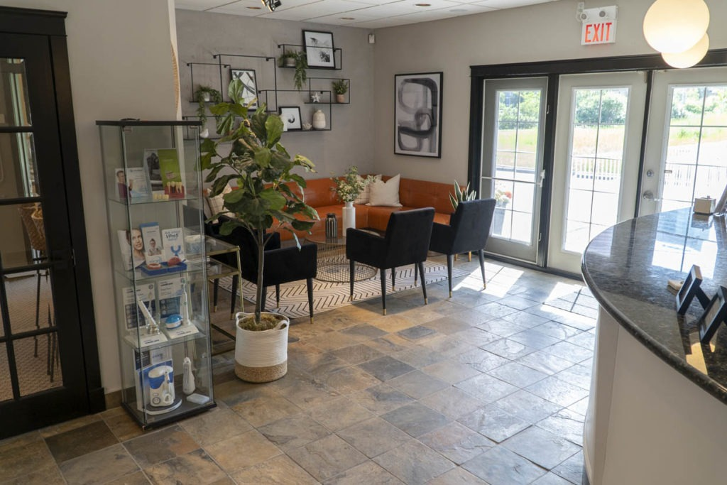 Welcome Smile Dental | Reception